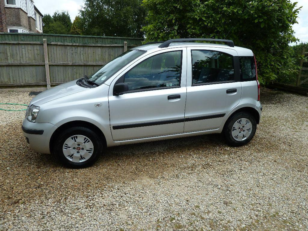 2008 fiat panda 1 3 multijet diesel united kingdom gumtree. Black Bedroom Furniture Sets. Home Design Ideas