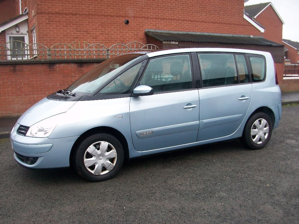 2007 renault espace 1 9 dci expression united kingdom gumtree. Black Bedroom Furniture Sets. Home Design Ideas