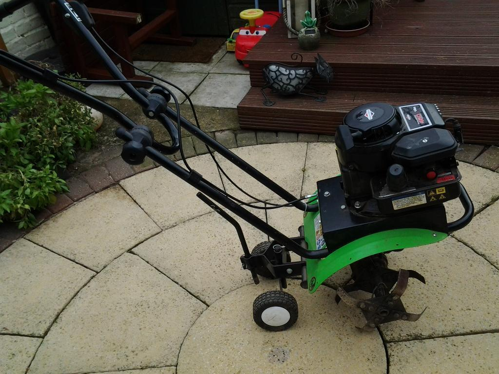 5hp garden ads buy sell used find right price here for Allotment tools for sale