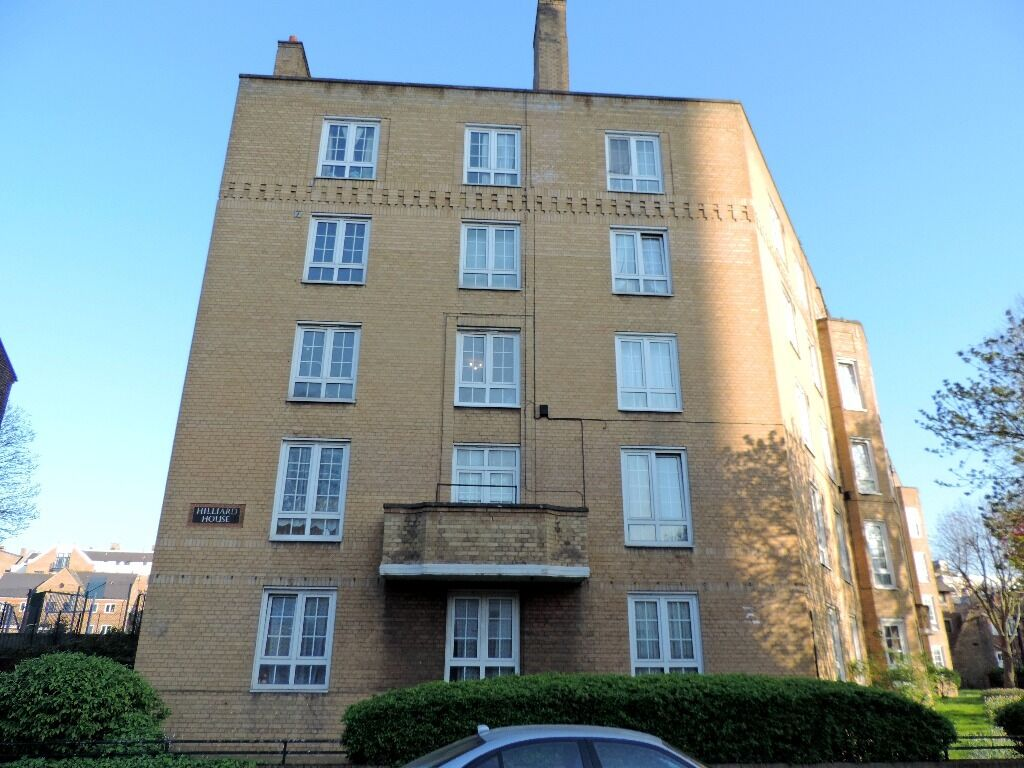 Newly Refurbished Two Bed Flat In Tower Hamlets East London Next To Wapping Station Shadwell