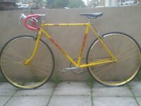 Vintage Elswick fixie / single speed bike