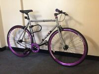 custom brev m single speed road bike fixie the best single speed on gumtree quality made fixie bike