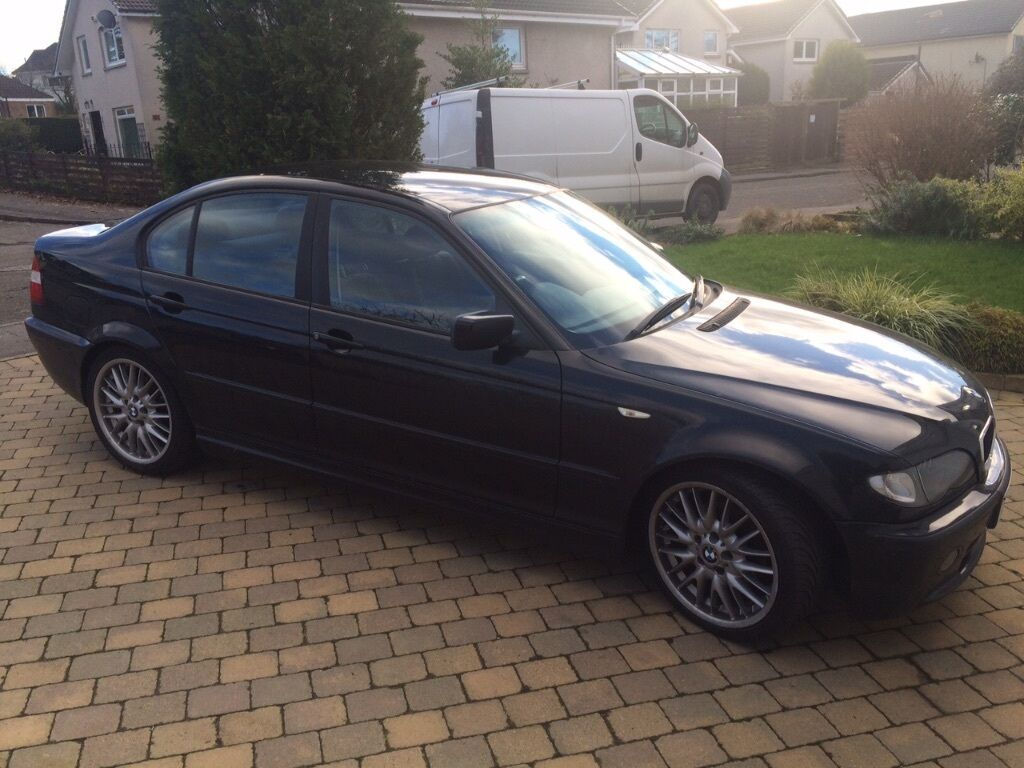 bmw 320d se 2002 mot failure runs and drives very well. Black Bedroom Furniture Sets. Home Design Ideas