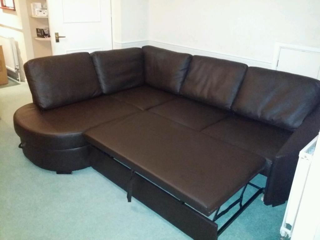 Large Corner Sofa Bed With Storage United Kingdom Gumtree