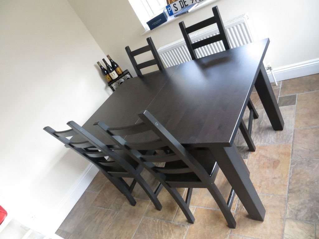 Kitchen Table And Chairs Extendable 4 6 People Moving Sale United Kingdom Gumtree