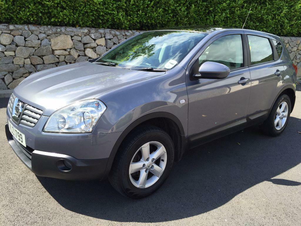 2008 nissan qashqai acenta panoramic roof immaculate. Black Bedroom Furniture Sets. Home Design Ideas