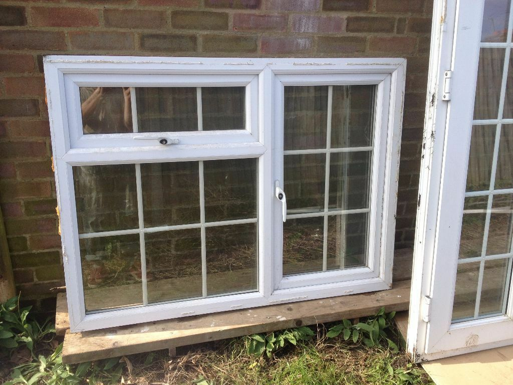 Upvc double glazed door window with buy sale and trade ads for Upvc french doors with cat flap