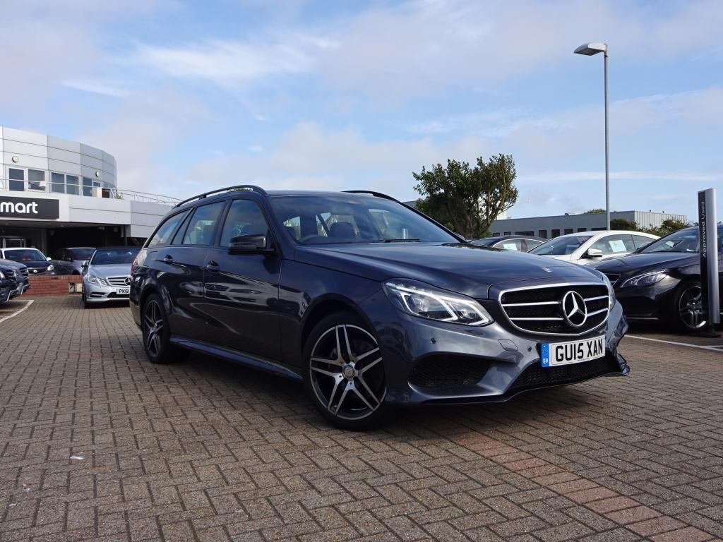Mercedes benz e class e220 bluetec amg night edition 5dr for Mercedes benz united kingdom