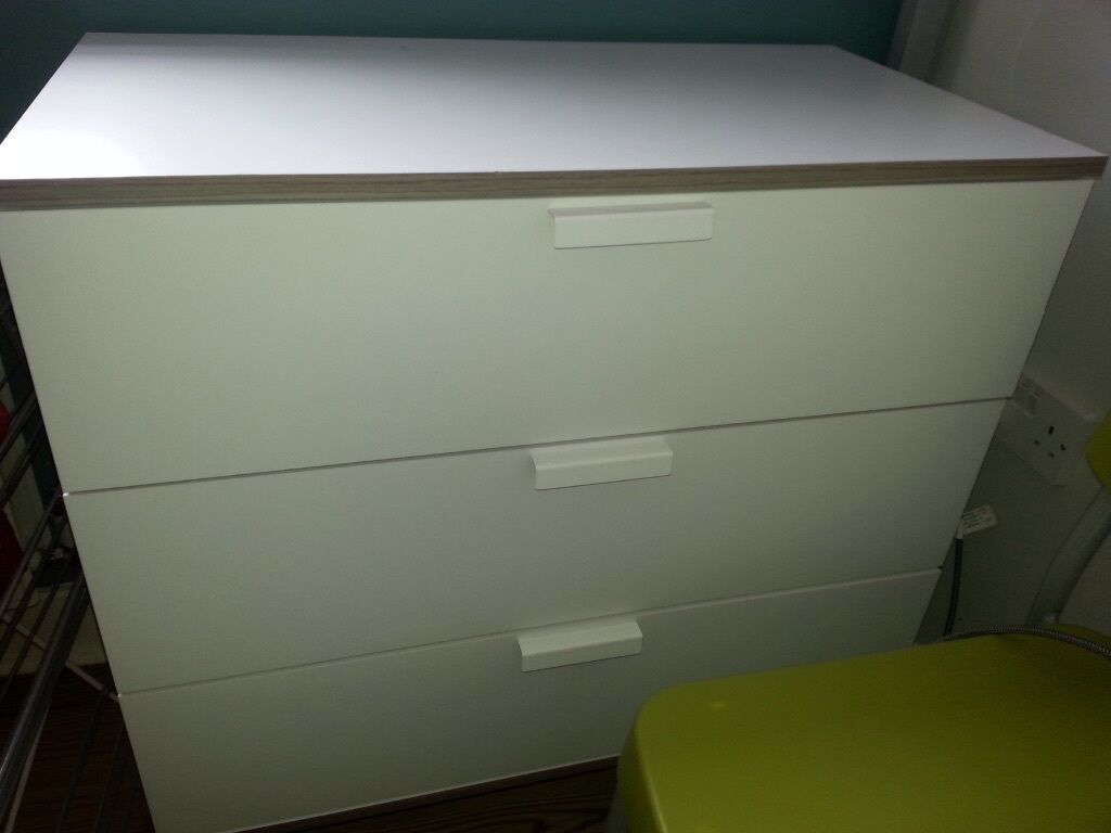 Kitchen Island Ikea Thailand ~ Chest of drawers Ikea trysil  Chest of 3 drawers Ikea In perfect