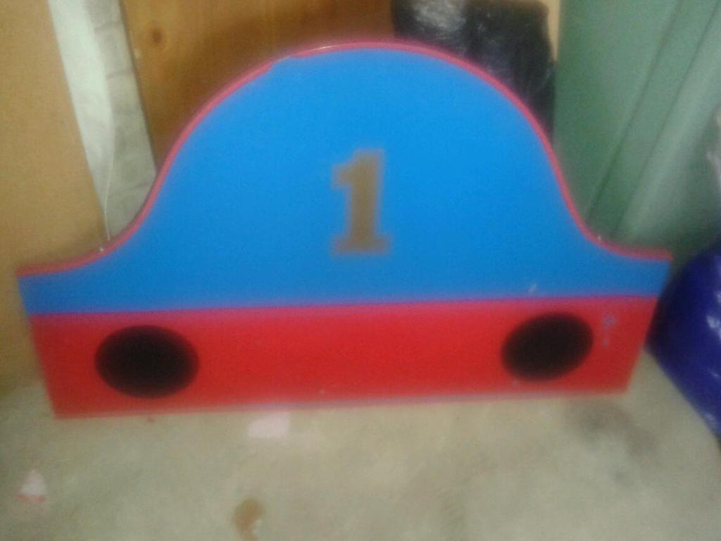 Thomas Single Bed Thomas Train Single Bed Frame