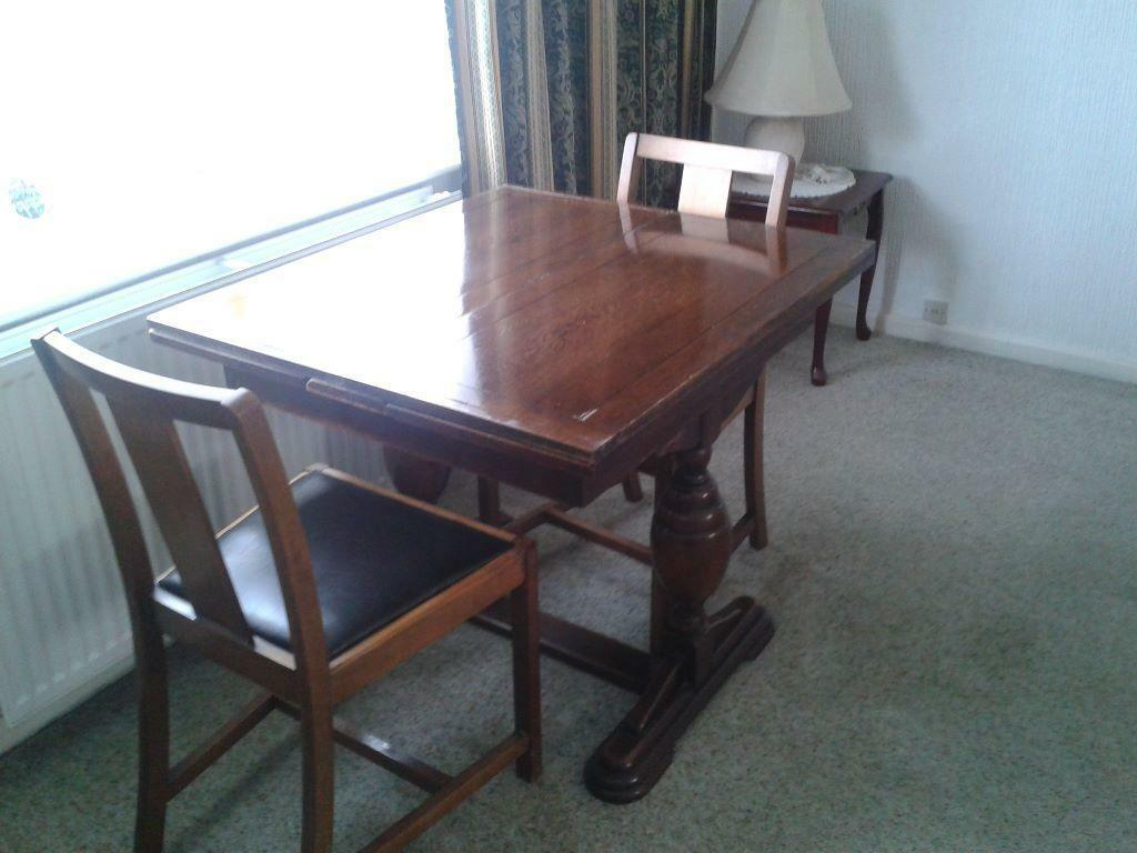 Dining Table And Chairs Gumtree Leeds Pine round table  : 86 from ubermed.us size 1024 x 768 jpeg 74kB