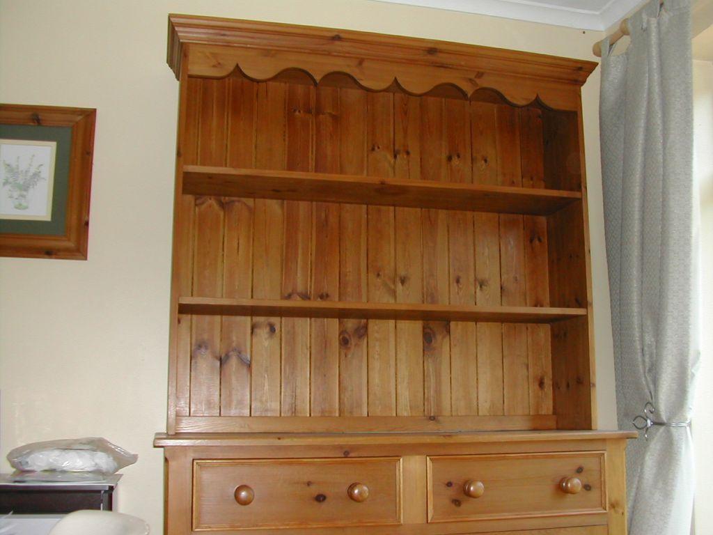 Pine Welsh Dresser United Kingdom Gumtree