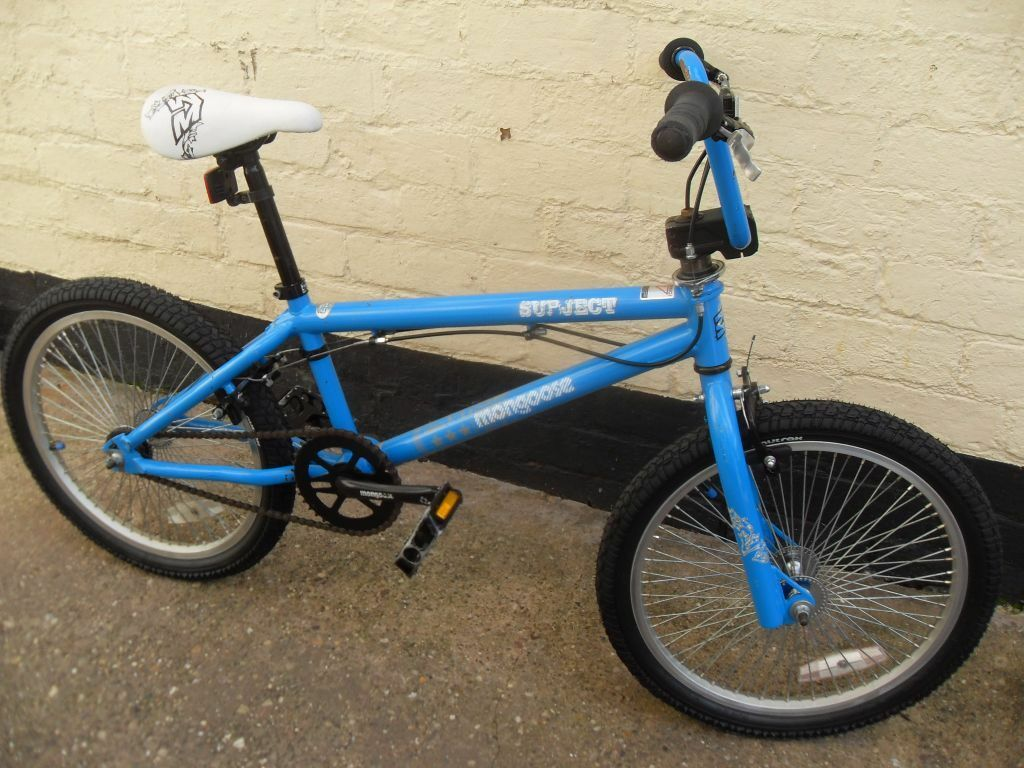 Mongoose Bikes Prices Bike Blue Mongoose Subject Bmx