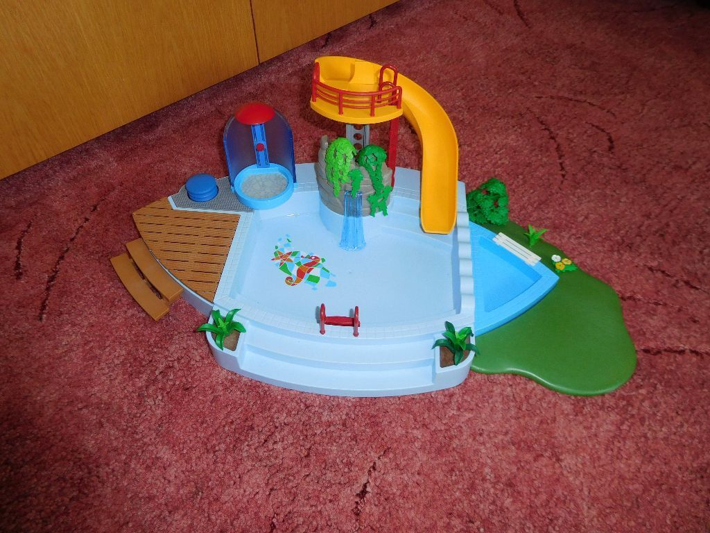 Playmobil Swimming Pool Ads Buy Sell Used Find Great Prices