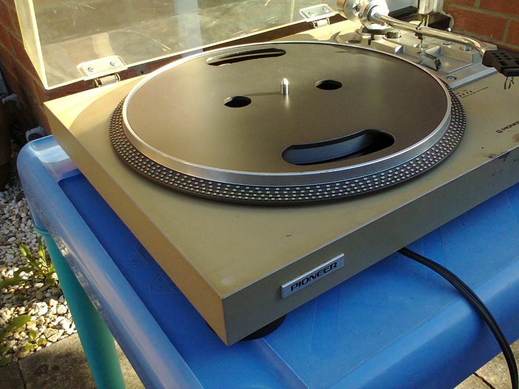 Turntable Vintage Vintage Pioneer Turntable For