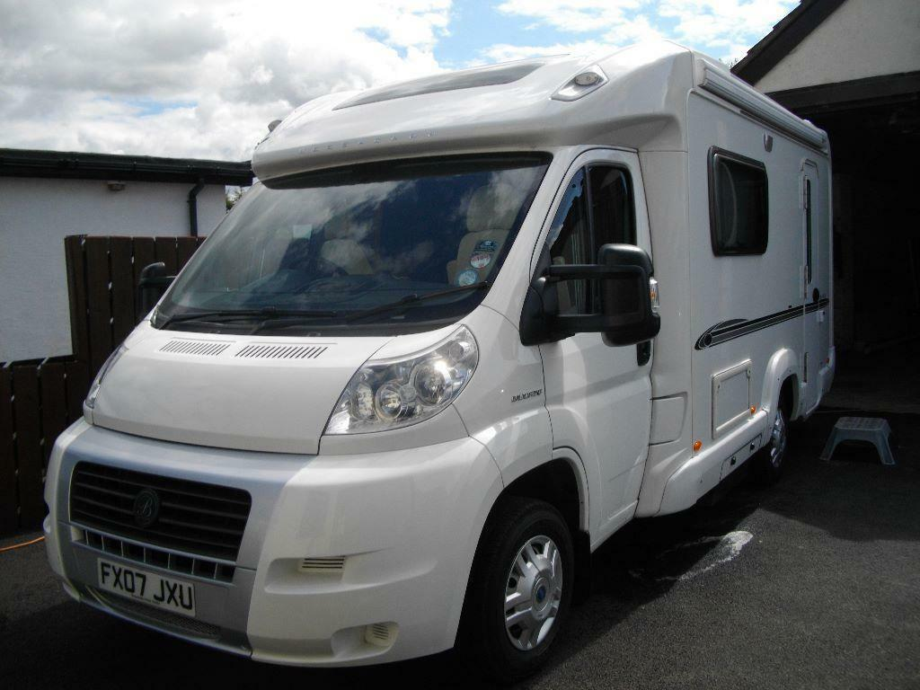 Simple Fiat Ducato Motorhome 2010  Campervans Amp Motorhomes  Gumtree