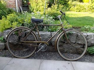 Vintage 1974 Raleigh Esquire, unfinished project