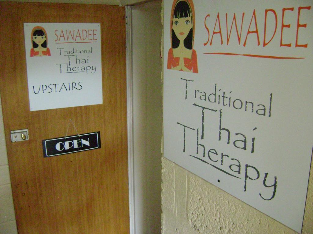 klippesnedkeren sawadee thai massage