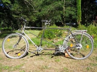 Tandem light weight tourer