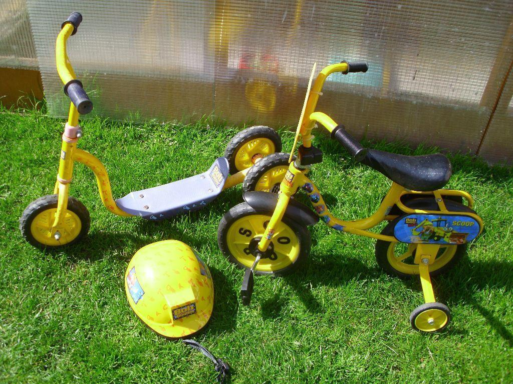 Bob The Builder Bike Buy Sale And Trade Ads Great Prices