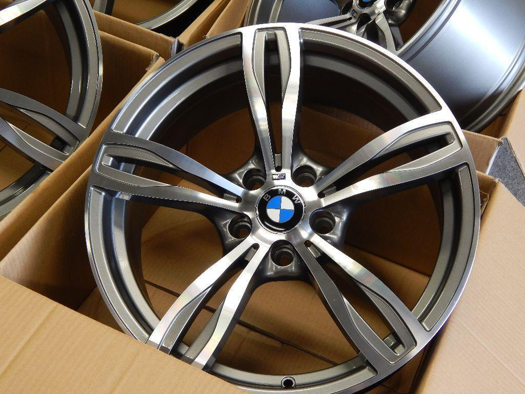 Bmw F10 M5 Style Alloy Wheels 19 Quot New Fit E90 E92 M3