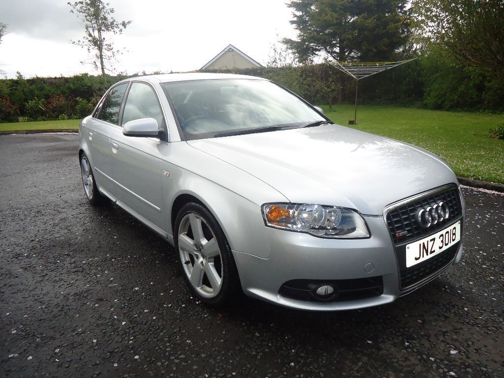 Audi a4 avant s line for sale gumtree