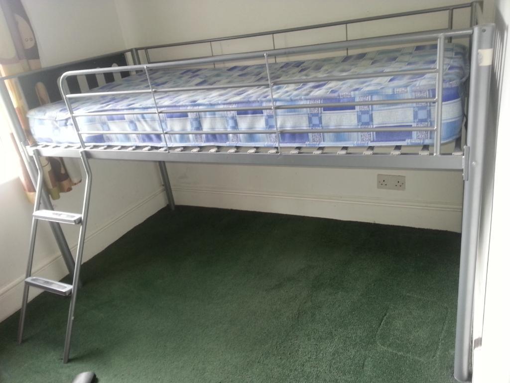 Hi sleeper single bunk bed united kingdom gumtree for Gumtree bunk beds