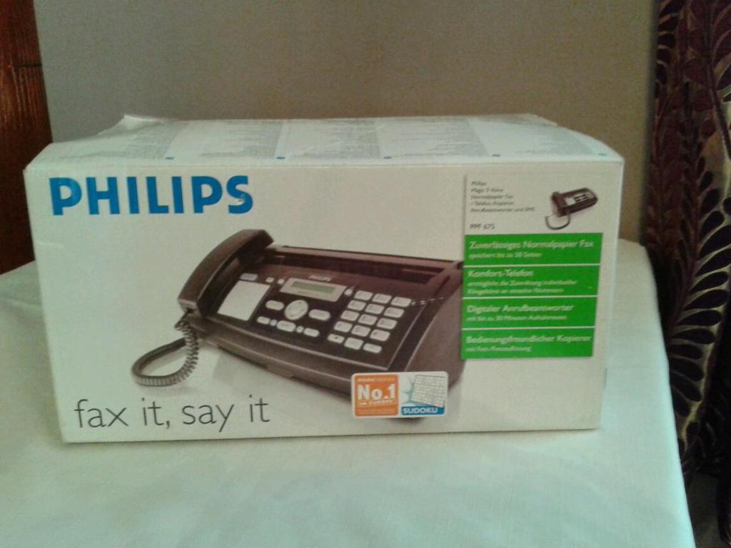phone fax answer machine