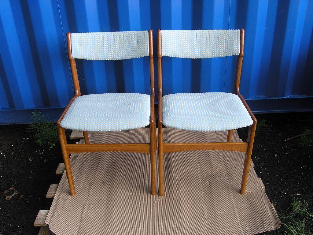 Danish Teak Dining Chairs United Kingdom Gumtree
