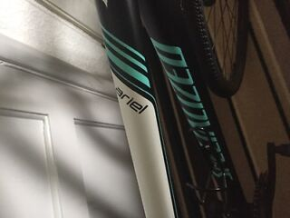 Women's Specialized Ariel Hybrid 2014