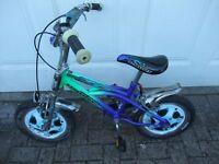 "Childs bike 10"" frame ""Street Fox"""