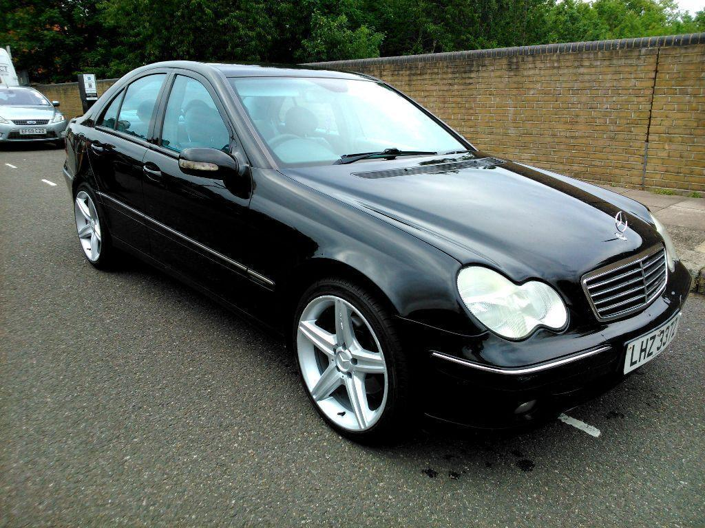 2003 mercedes c270 cdi 1 former keeper manual 6 speed united kingdom gumtree. Black Bedroom Furniture Sets. Home Design Ideas