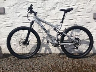 Specialized FSR XC Comp size M - excellent condition, sensible upgrades, ready to hit the trails