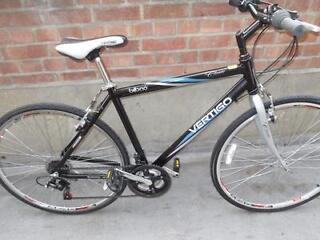 Gents hybrid city bicycle(brand new)