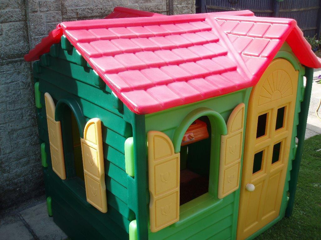 little tikes country cottage instructions