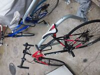 2x ROAD BIKES !! PRICE DROP 51 CM ONLY TWO