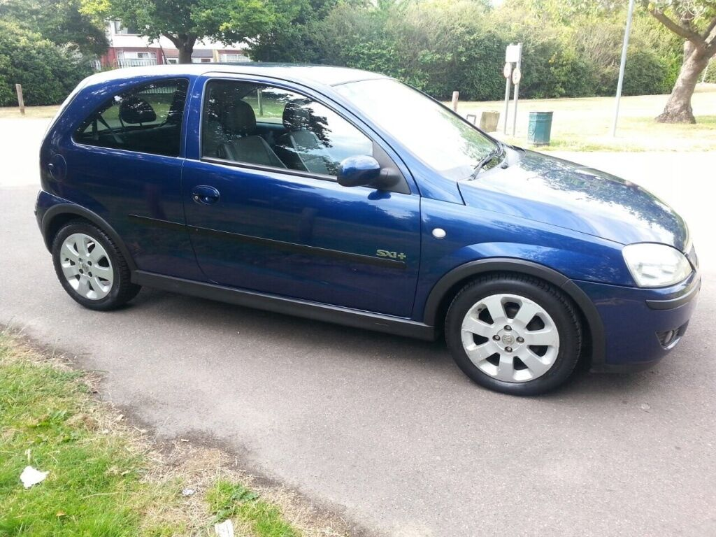 07 Vauxhall Corsa Sxi 12cc 3 Door Hpi Clear 1 Year Mot Timing Belt Vehicle Picture