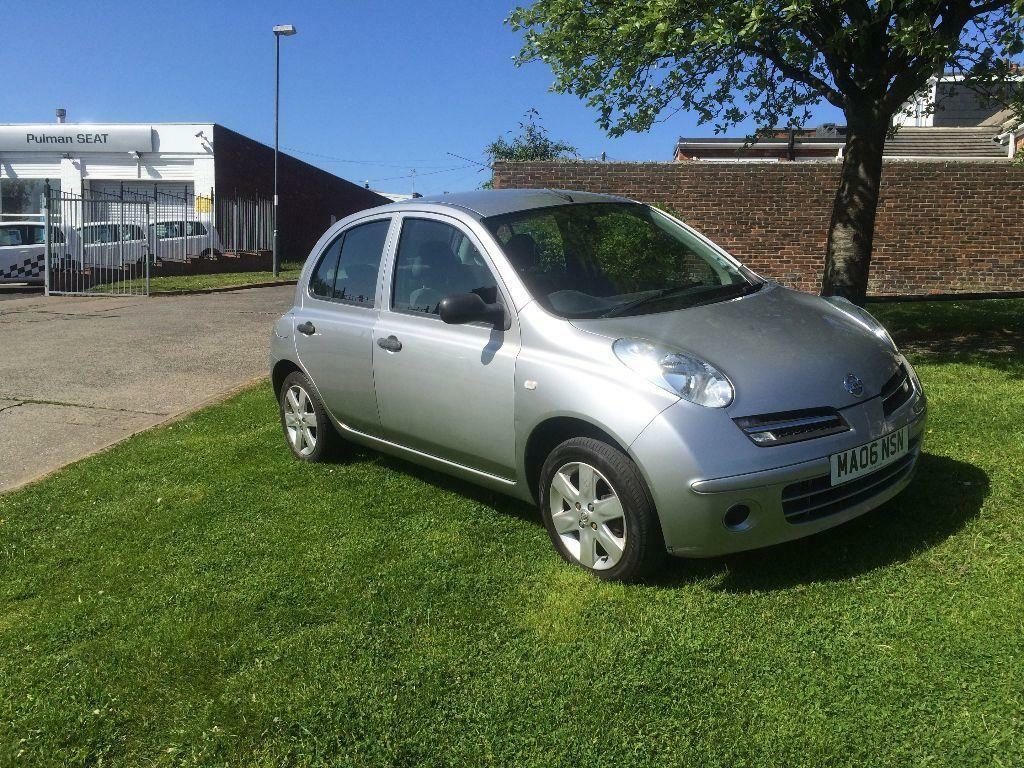 2006 nissan micra 5 doors with 3 month waranty united kingdom gumtree. Black Bedroom Furniture Sets. Home Design Ideas