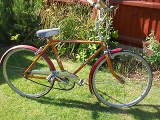 PUCH BEACH CRUISER ONE OF MANY QUALITY BICYCLES FOR SALE