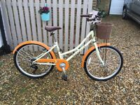 Girls Dawes lil Duchess, shopper, Dutch, traditional bicycle