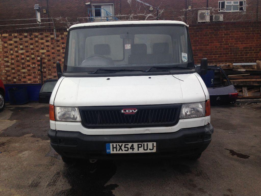 Auto Sleepers For Sale Gumtree: Luton Van Vans For Sale Gumtree