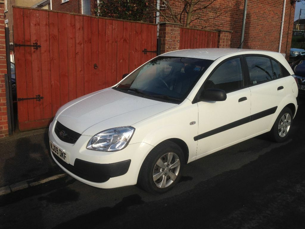 09 Kia Rio 1 4 United Kingdom Gumtree