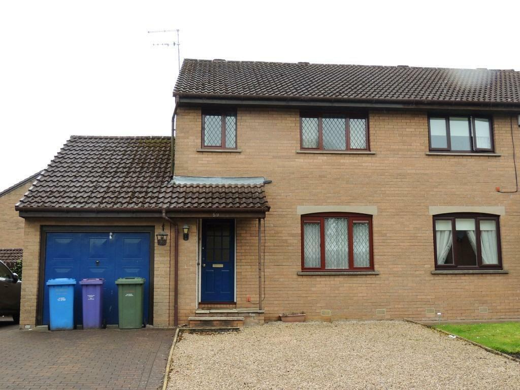 Rarely Available 3 Bedroom House For Rent In The Crookston Area Of Glasgow