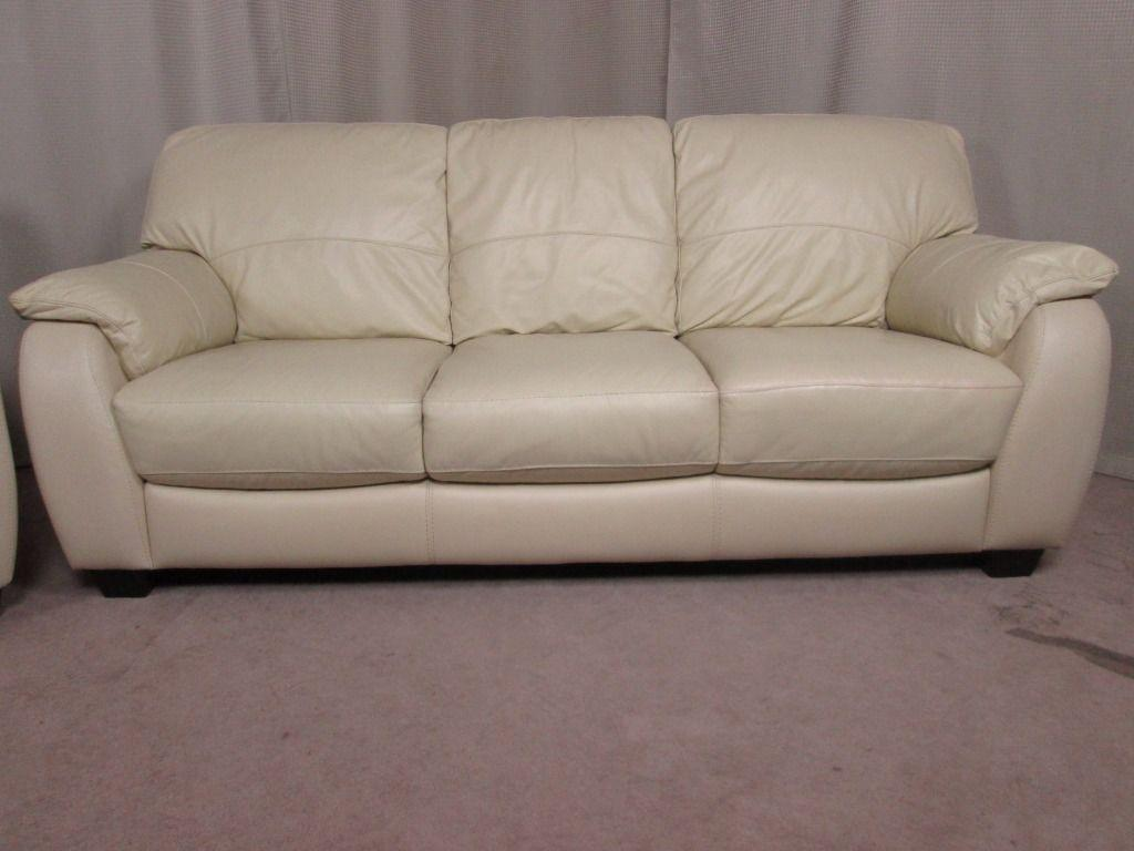 Leather Couch 3 2 Seater United Kingdom Gumtree