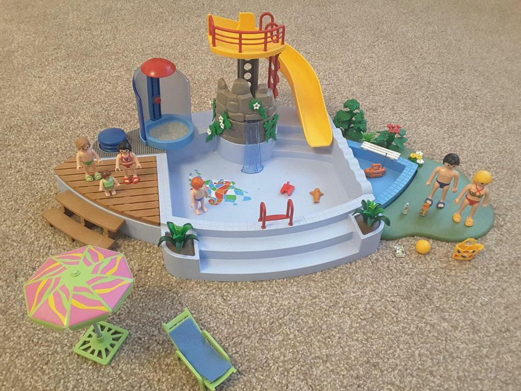 Playmobil Swimming Pool Ads Buy Sell Used Find Great