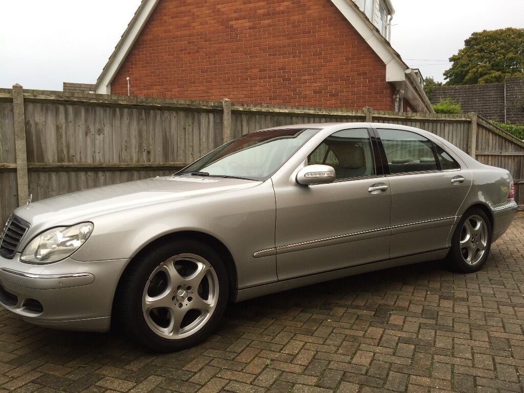 Mercedes s class limo edition 320cdi full spec and a1 for Mercedes benz a1 service price