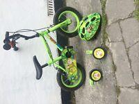 Mavin the monkey bike