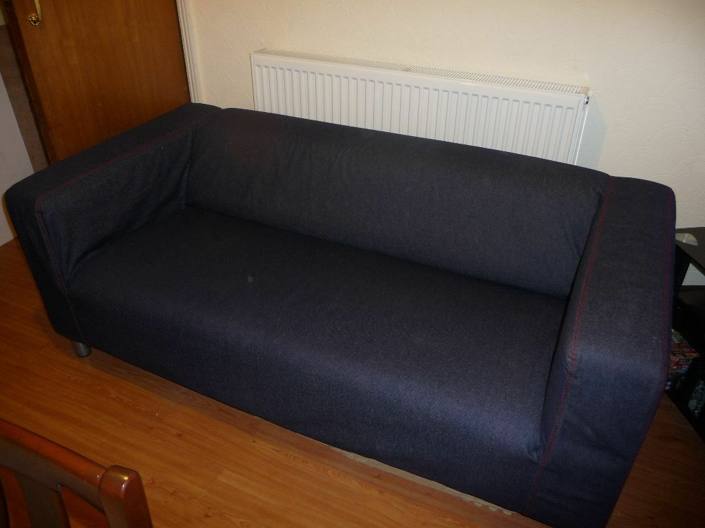 Denim Sofa Ikea