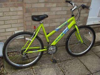 """Raleigh Max 26"""" Wheels Bike"""