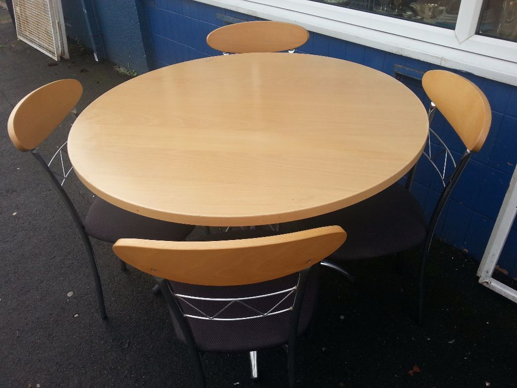 Solid beech table Buy sale and trade ads great prices : 86 from dealry.co.uk size 1024 x 768 jpeg 96kB